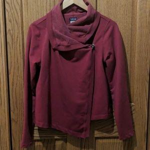 Patagonia Ahnya wrap sweater